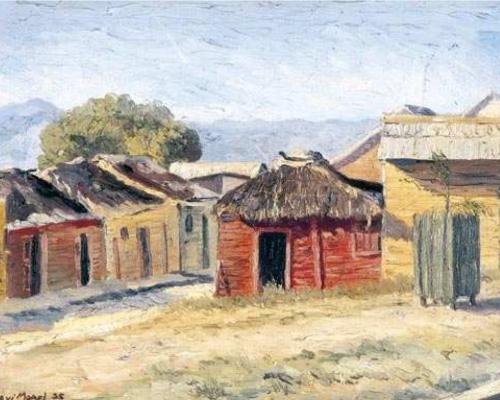 Pinturas y dibujos - 1930
