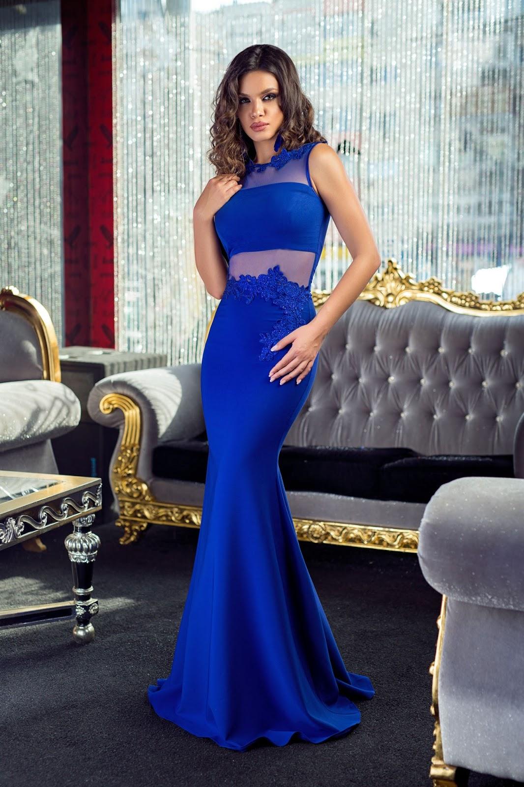 Vestidos bonitos largos 2017