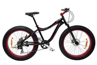 Harga Sepeda Ban Besar Wimcycle Fat Man - Harga Sepeda Aleoca