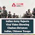 Indian Army rejects viral video showing clashes between Indian, Chinese troops