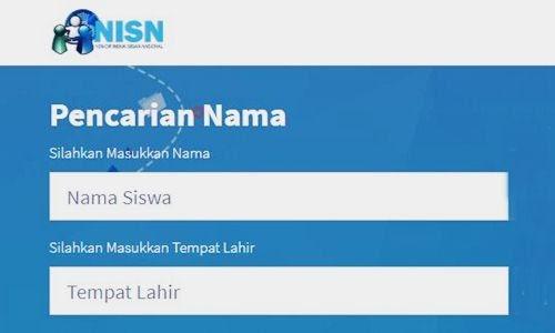 Foto Cara Mudah Cek Nomor NISN Via Online di Kemendikbud Terbaru - www.herusetianto