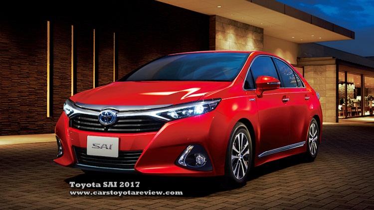 2017 Toyota Sai Review