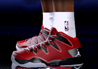 NBA 2K14 Ray Allen's Air Jordan XX8 SE Shoes