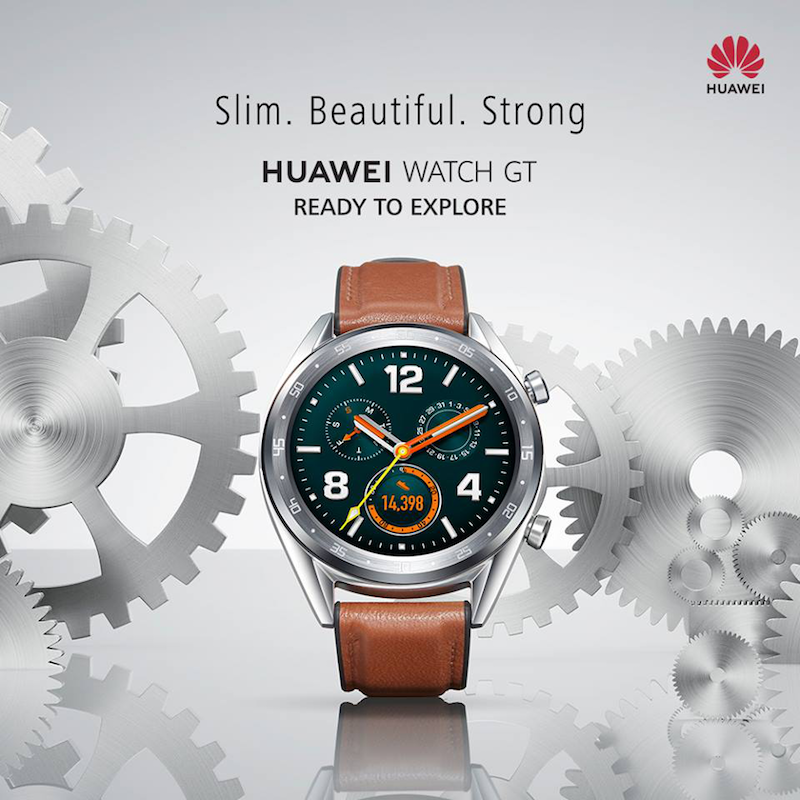 Huawei Watch GT is coming to PH on March 22!