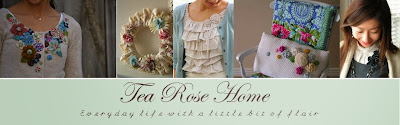 Tea Rose Home