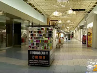 Shopping centers in the US Covering an area of 110 hectares Sold IDR.1,3 Million, How Can?