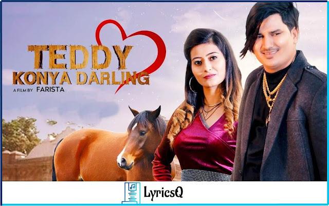 TEDDY KONYA DARLING LYRICS