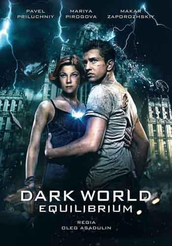 Dark World: Equilibrium 2013 480p 250MB WEBRip Hindi Dubbed MKV