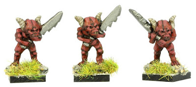 FDD105 Horned Demons of Baal x20