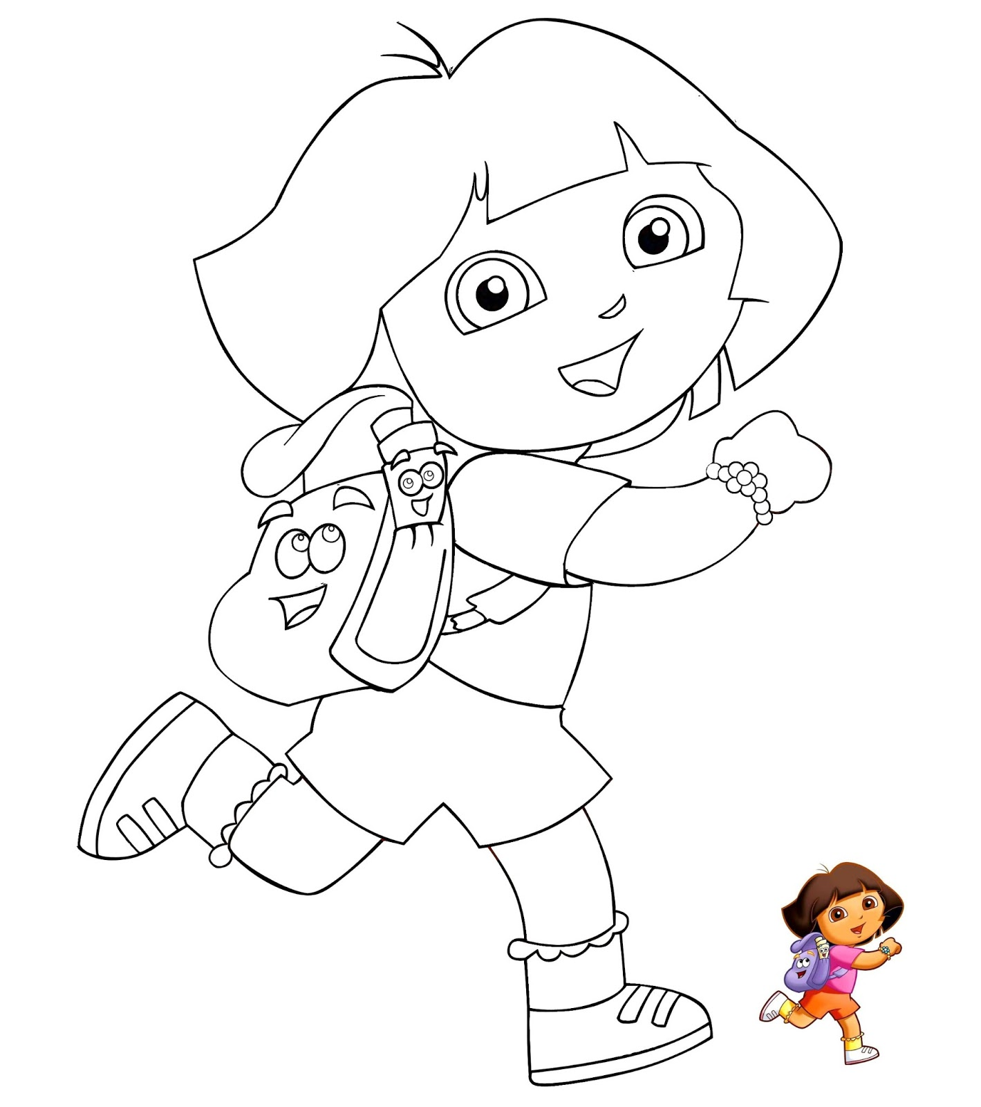 Spongebob Coloring Pages Ny