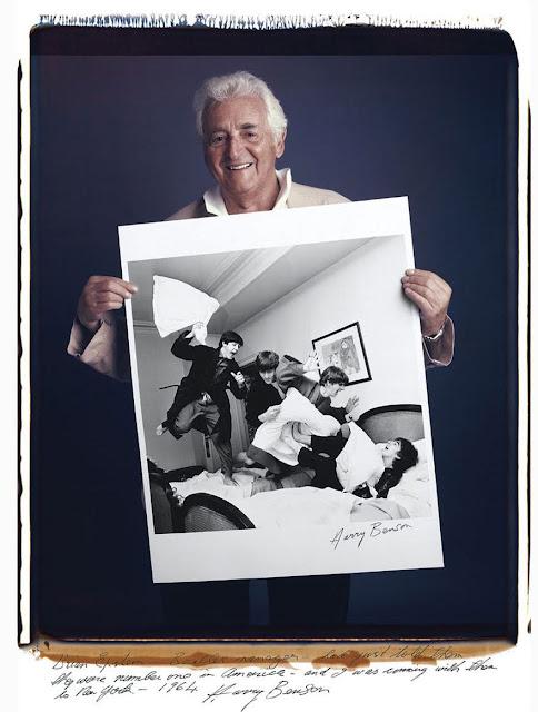 【影像故事】拍下那些經典的攝影師,究竟是誰? - Harry Benson - The Beatles