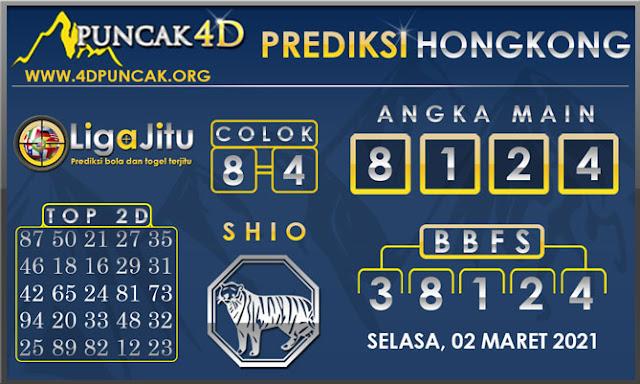 PREDIKSI TOGEL HONGKONG PUNCAK4D 02 MARET 2021