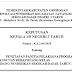 SK P2S Panitia Pembangunan Sekolah