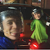 Maine Mendoza, Arjo Atayde spotted riding 'Angkas' for LANY's concert
