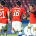 Chile goleia Japão no Morumbi e assume ponta do Grupo C ao lado do Uruguai