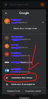 2 Cara Membuat Email Baru di Hp Yang Sudah Ada Emailnya