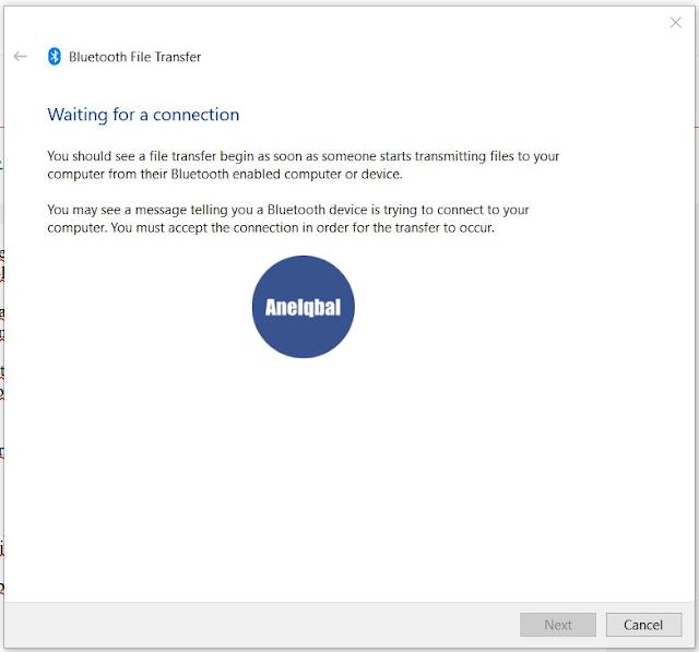 cara memindahkan foto ke laptop menggunakan bluetooth