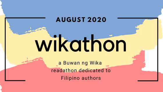 wikathon buwan n wika filipino readathon august