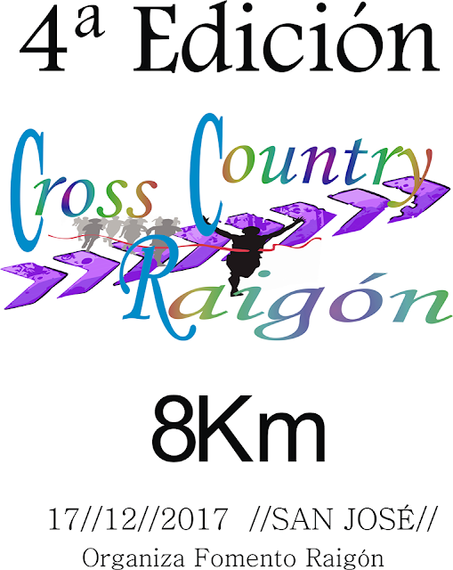 8k Cross country en Raigón (San José, 17/dic/2017)