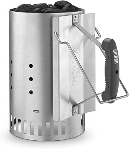 Weber chimney fire starter