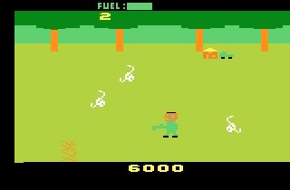Texas Chainsaw Massacre Atari screenshot