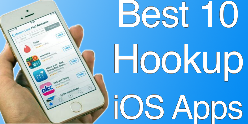 hookup iphone apps