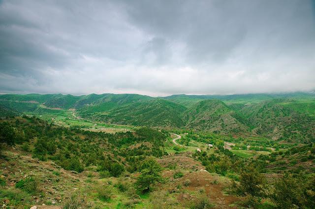 Luchan contra la degradación de la tierra en Armenia