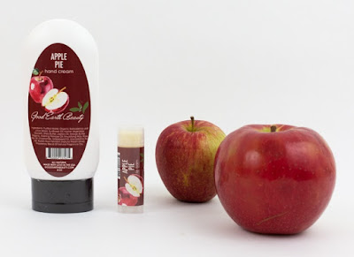 GoodEarthBeautyExclusives Apple Pie Hand Cream & Apple Pie Lip Balm