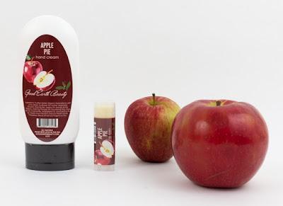 GoodEarthBeautyExclusives Apple Pie Hand Cream & Apple Pie Lip Balm