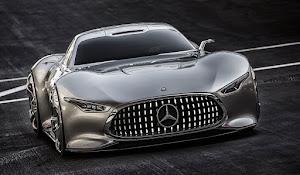 Mercedes Benz Vision Gran Turismo Konsept Resimleri