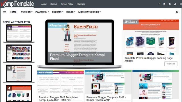 Pilihan template di kompiajaib.com;Kompi Ajaib yang Ajaib dari Adhy Suryadi;Kompi Ajaib Template Blog Ajaib untuk Menaikkan Trafik;Kompi Ajaib Tempat Belajar Blog Terbaik;