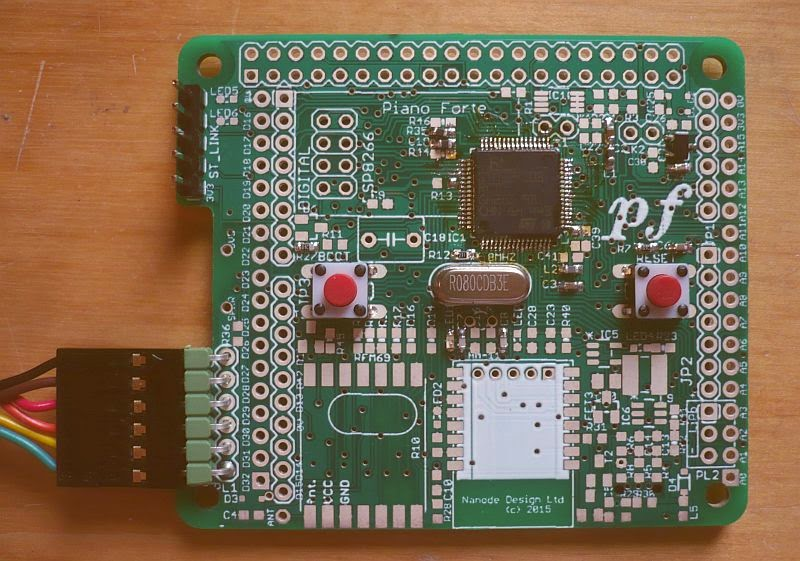 Custom Communitydev board - Page 5 - Arduino for STM32