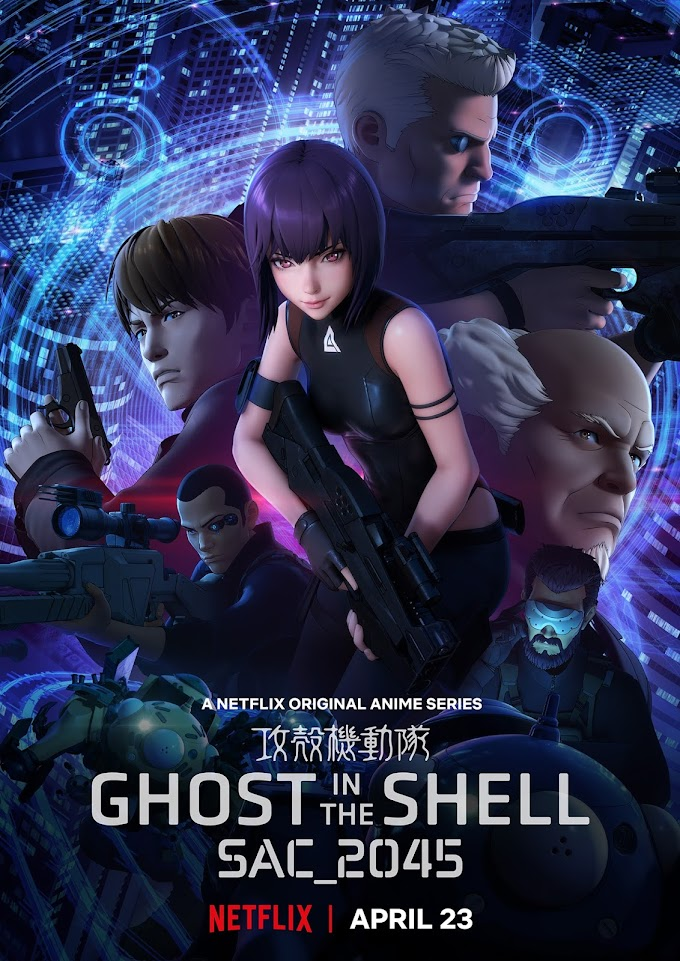 Ghost in the Shell: SAC_2045 (2020) 720p | 480p WEB-HDRip x264 Esubs [Dual Audio] [Hindi ORG DD 5.1 – English] [EP 1 TO 12 ADDED] Download & Watch Online Free