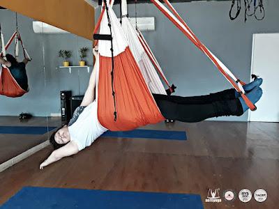 aeroyoga, yoga, aerial yoga, yoga aereo, air yoga, cordoba, argentina, yoga alliance, cursos, profesorado, teacher training, formacion, gravity, columpio, trapeze