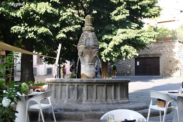 La Fontana di San Tommaso o della Morte di Viterbo