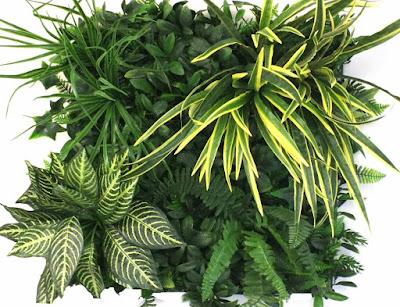 Vertical Garden Sintetis surabaya