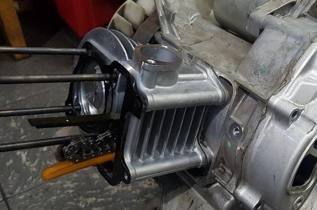 Cara Motor Vega R Supaya Tarikan Kenceng Bisa Di pake harian