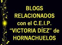 """BLOGS RELACIONADOS con el C.E.I.P. """"VICTORIA DÍEZ"""" de HORNACHUELOS..."""