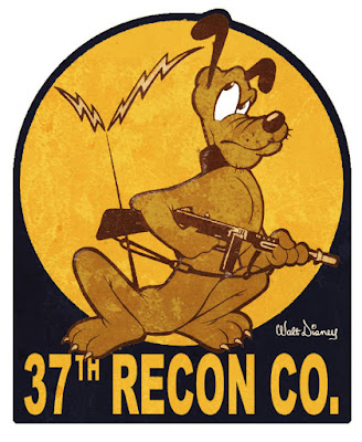 37th Recon Co. featuring Pluto