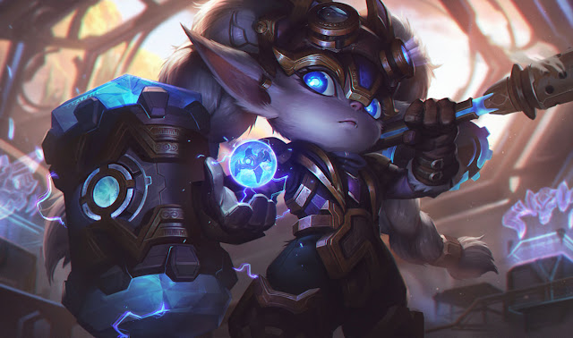Surrender At 20 Hextech Poppy Now Available
