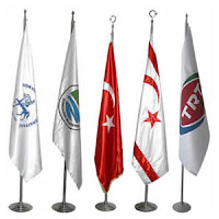 Çeşitli kurumların masaüstü bayrakları