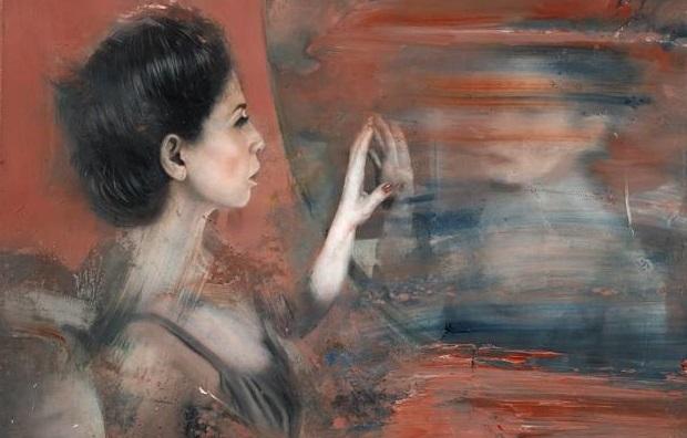 El Espejo Gótico: Ver al demonio en el espejo