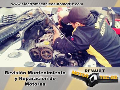 Mantenimiento y Reparacion de Motores