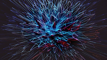 Abstract, Polygon, 3D, Digital Art, 4K, #6.2521
