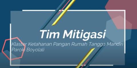Tim Mitigasi - Klaster Ketahanan Pangan