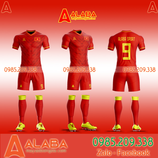 Áo bóng đá tuyển Việt Nam
