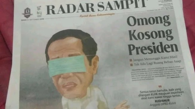 Viral Sosok Presiden Joko Widodo ( Jokowi ) Matanya Di Tutup Masker