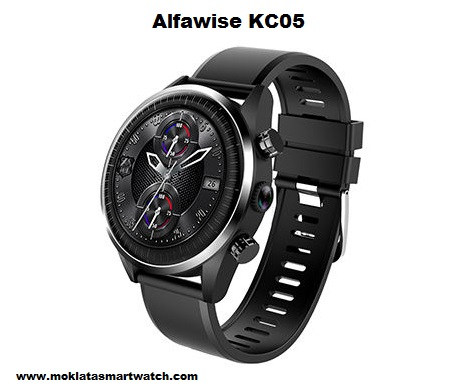 Alfawise KC05 4G Smartwatch Specs, Price, Features