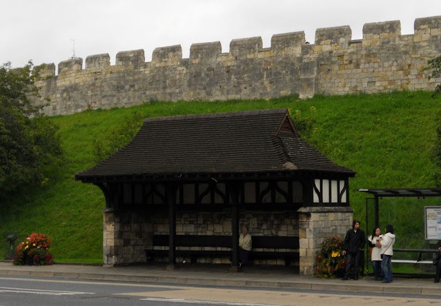 Things to do in York: Climb the York City Wall