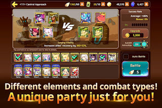 Monster Super League v0.9.190702 Apk